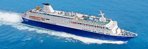 Grand Bahama Island 1 day cruise
